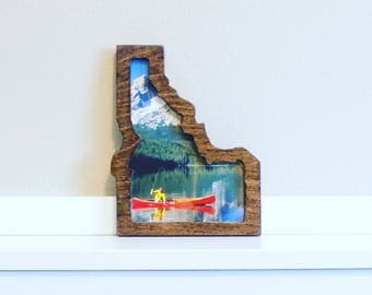 "Idaho Picture Frame 5""x7"""