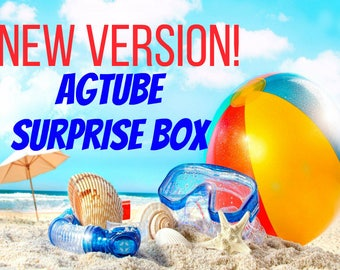 AGtube Summer Surprise Box! | New Version | American Girl Outfit Guranteed!
