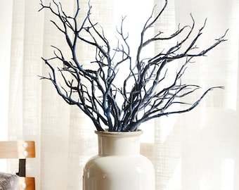 1 PCS Beautiful Artificial small Plastic Dried Branch Plant Home Wedding Decoration
