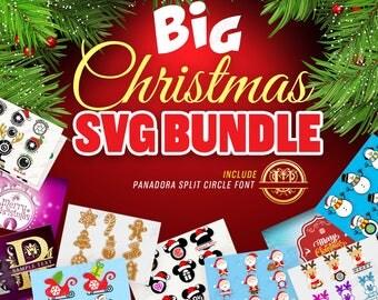 SVG Bundle Christmas SVG christmas bundle Christmas SVG bundle svg christmas svg cut files 005