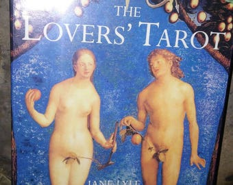 The Lover's Tarot Deck and Guidebook