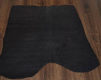 Coupon (8959245) dark brown cowhide leather