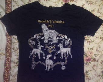 VTG Rudolph Valentino Woman's T-Shirt