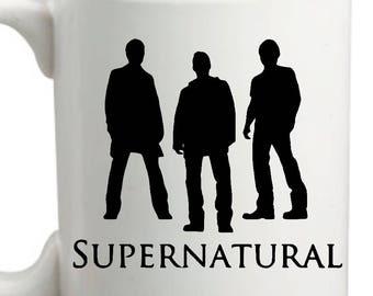 Supernatural Coffee Cup