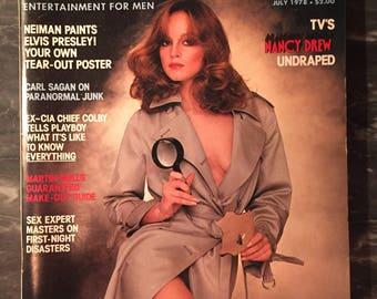 Playboy Magazine - July 1978