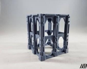 Barricade Platform Single - Sci-Fi