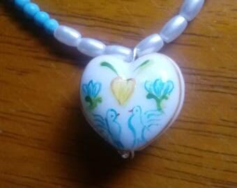 Multi Color Heart