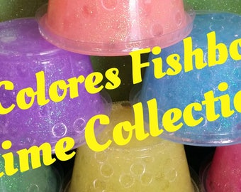 D'Colores Fish Bowl Slime Collection