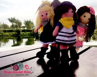 Jesoulive, ebook, crochet patterns, crochet doll, crochet doll pattern, crochet book, crochet ebook, how to make a doll, doll making, doll