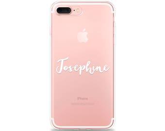 Custom NAME Phone Case, iPhone 8 Plus Case, iPhone X Case, iPhone 8 Case, iPhone 7 Plus Case iPhone 7 Case iPhone 6s Plus Case iPhone 6 Case