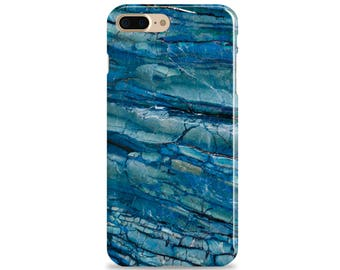 Ocean Blue MARBLE iPhone Case, iPhone X Case, iPhone 8 Plus, iPhone 7 Plus Case, iPhone 6s Plus, iPhone 6 Plus, iPhone SE iPhone 5s iPhone 5