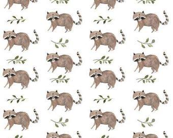 WOODLAND CRIB BEDDING. raccoon crib bedding. woodland baby bedding. woodland crib sheet. raccoon crib sheet. raccoon baby blanket. woodland