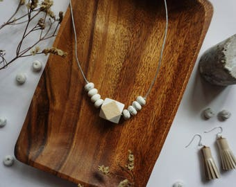 Modern Casual Artistic Necklace