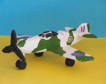 Bell Airacobra Toy Airplane