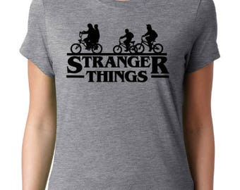 Stranger things shirt/Stranger things sweatshirt/men's shirts/women's t shirts/Steve Harrington shirt/Stranger things/men's gift/elevenshirt