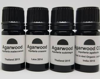 Agarwood Oud Set Perfumery set Oud oils Rare Exotic