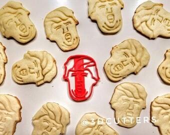 Donald Trump Cookie Cutter