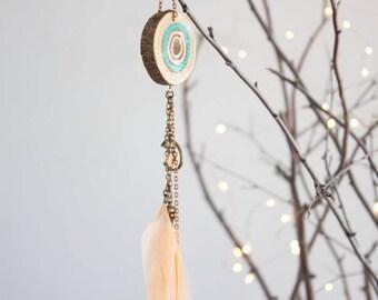 """Boho Ornament//""""True Self Ornament""""//Altar Decor//Meditation Decor"""