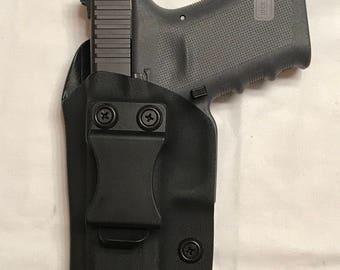 Glock 19/23 LEFT handed IWB holster