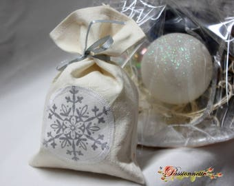7 bags / bags for little surprises for your guests fill