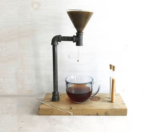 Pour Over-Pour Over Stand-Pour Over Coffee-Drip Coffee Maker-Drip Coffee Maker-Coffee Gift-Coffee Mug-Housewarming gift-Hostess-Coffee bar