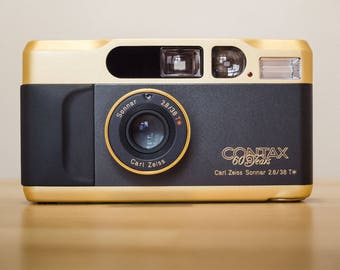 Contax T2 - LIMITED - Contax T2 60 years - NIB - BOXED