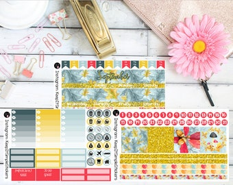 September 2017 Monthly Kit Classic Happy Planner