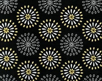 PATCHWORK NIGHT AND DAY Robert Kaufman fabric