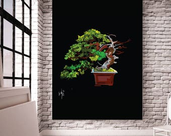 PRINTABLE Bonsai Tree
