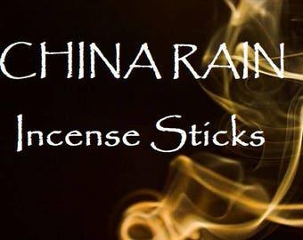Incense Sticks: CHINA RAIN