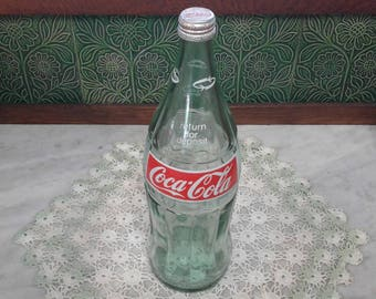 Coca Cola Bottle-32 oz(1 qt)