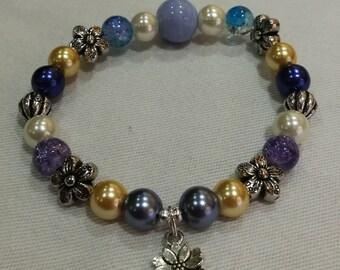 Alzheimer's and Dementia Awareness Bracelet
