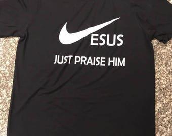 just praise him