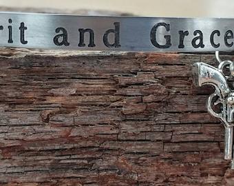 Grit & Grace Cuff Bracelet