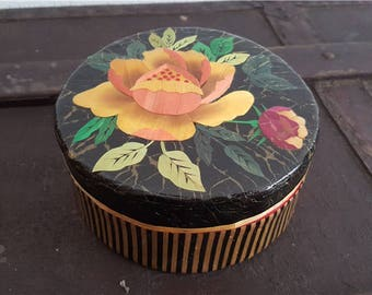 Vintage little box made in China