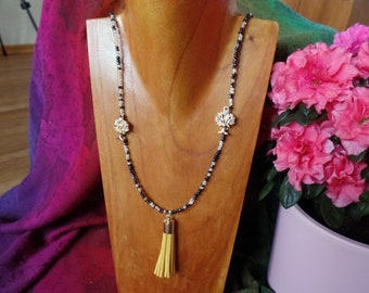 Boho Necklace Lust for Life