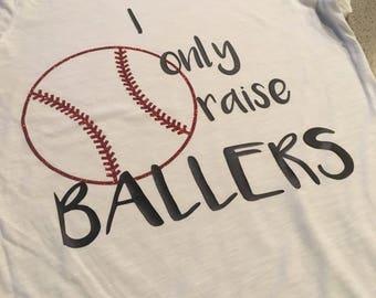 Base Ballers tee