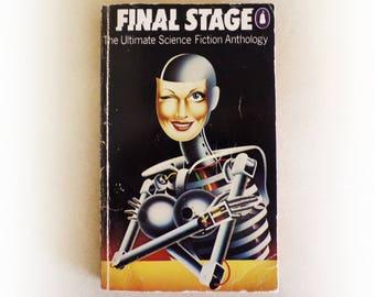 Various - Final Stage - Penguin science fiction anthology vintage paperback book - 1975