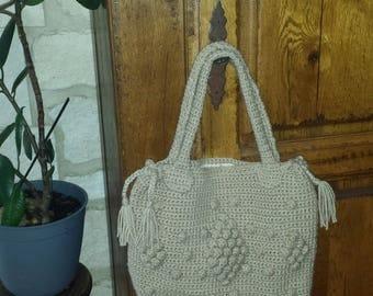 Handmade Tote style purse
