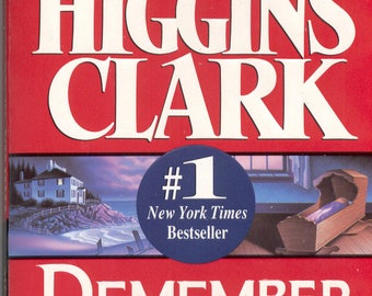 Mary Higgins Clark-Remember Me (1994, Softcover)
