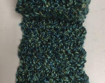 Crochet Cozy Scarf