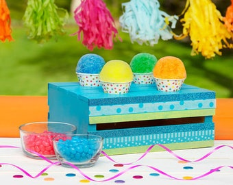 Snow Cone Treat Stand
