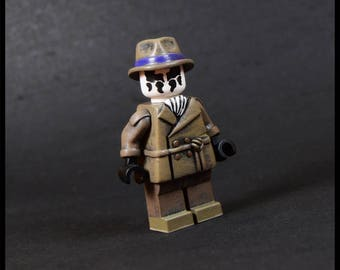Watchmen Rorschach, Custom DC LEGO Minifigure