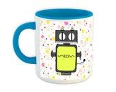 meowbot mug, gift