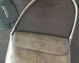 Woman Handbag O.Villavi, Beige Handbag, Womens Handbag, Beige bag