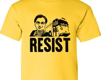 Resist Rosa Parks Shirts for Kids Resist Shirts for Kids 1955 Nah Rosa Parks