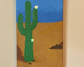 El Cacti Uno Painting