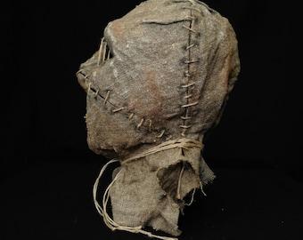 Mask Scarecrow, horror, halloween, masquerade, free shipping