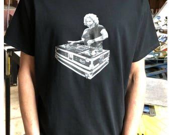 DJ Jerry T on BLACK.