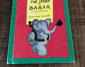 The Story of Babar by Jean Brunhoff